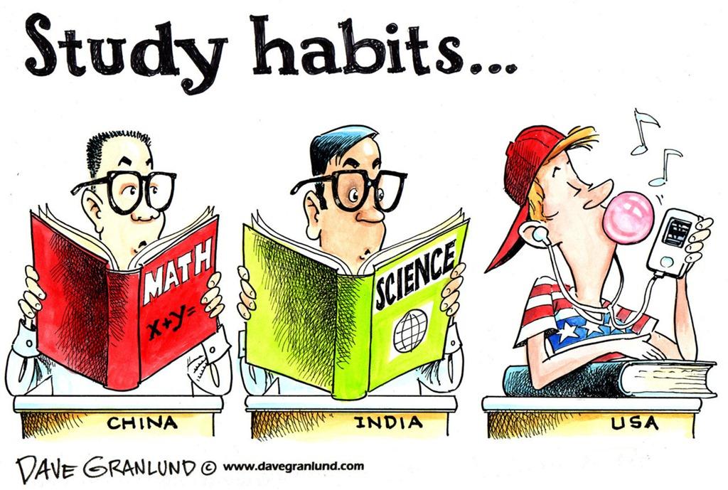 Obiceiuri de studiu